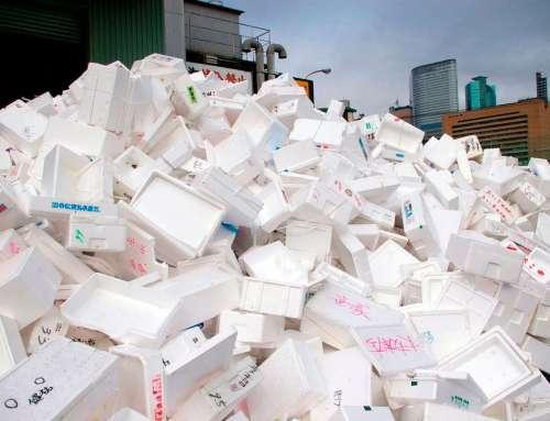 IdeaTec, la opción para reciclar plumavit