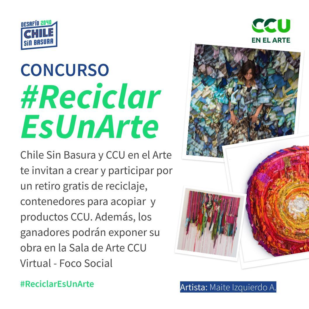 reciclares un arte