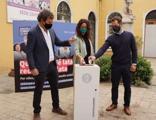 Banco Social de Latas: la nueva iniciativa de Kyklos y Metalum