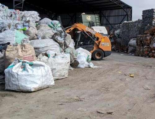 Desafío Comunas sin Basura recuperó casi 4 toneladas de residuos en su primer año de gestión