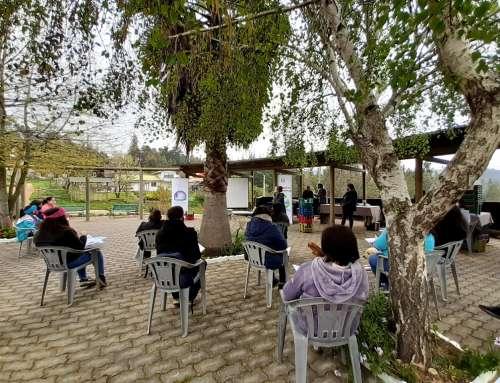 Unión Comunal Lago Vichuquén:  Comprometidos con la educación ambiental y el cuidado de la comuna