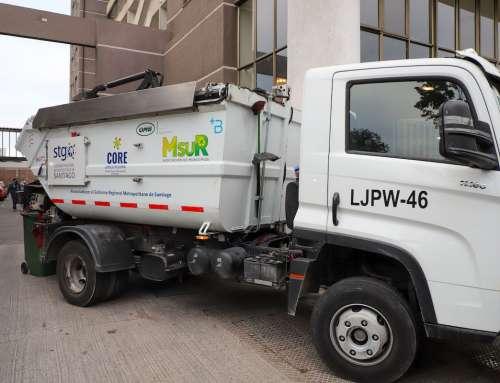 ¡Conoce el camión del reciclaje que pronto estará pasando por tu casa!