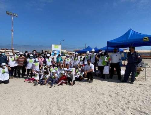 """¡Junto a """"Cuidemos Tarapacá"""" hicimos una limpieza en la playa de Chanavayita!"""